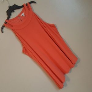Tops - Brand new coral tank top